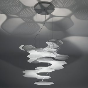 Space Cloud Suspension LED