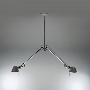 Tolomeo Double Suspension Aluminum